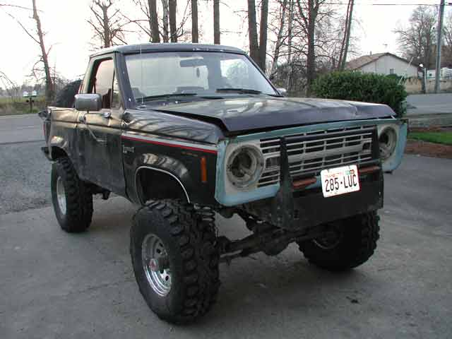 Early Bronco Grill