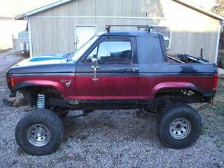 Readers Bronco II